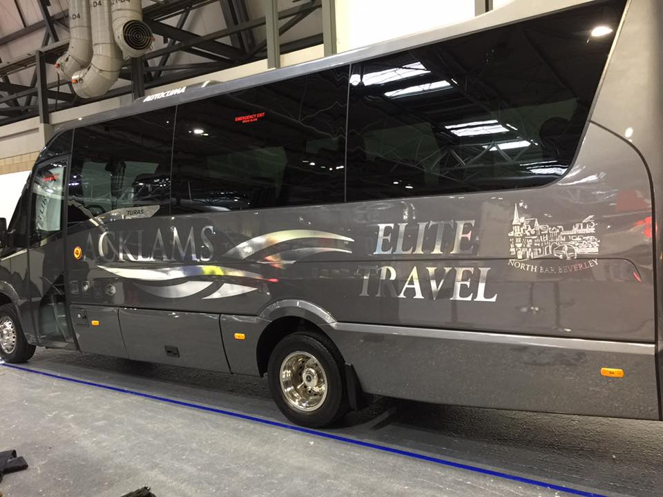 Chrome Coach graphics