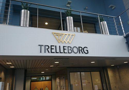 trelleborg-internal-lobby-signage